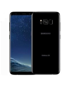 Verizon Samsung Galaxy S8 64GB Black - Condition: A