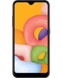 Verizon Samsung Galaxy A01 2019 16GB Black - Condition: B
