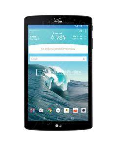 Verizon LG G Pad X8.3 32GB Black - Condition: NS/B