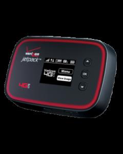 Verizon Jetpack MiFi MHS291LVW - Condition: C