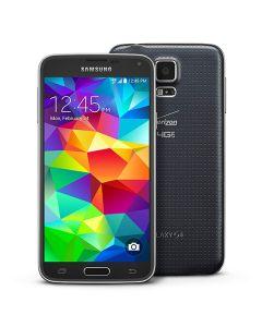 Verizon Samsung Galaxy S5 16GB Black - Condition: NS/C
