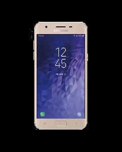 AT&T Samsung Galaxy J3 (2018) 16GB Silver - Condition: C